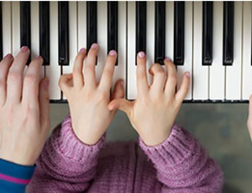 Being a Supportive Piano Parent